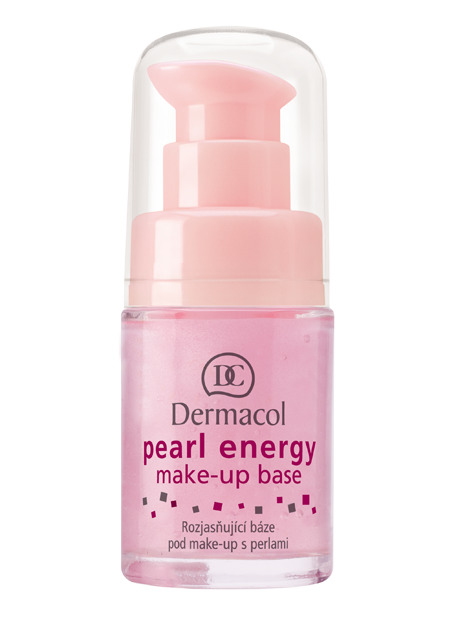 Tips  Aplicare Dermacol Pearl Energy make up base