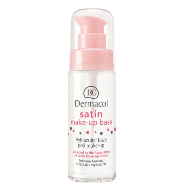 Dermacol Pentru ten Baza de machiaj Satin make up base 30ml
